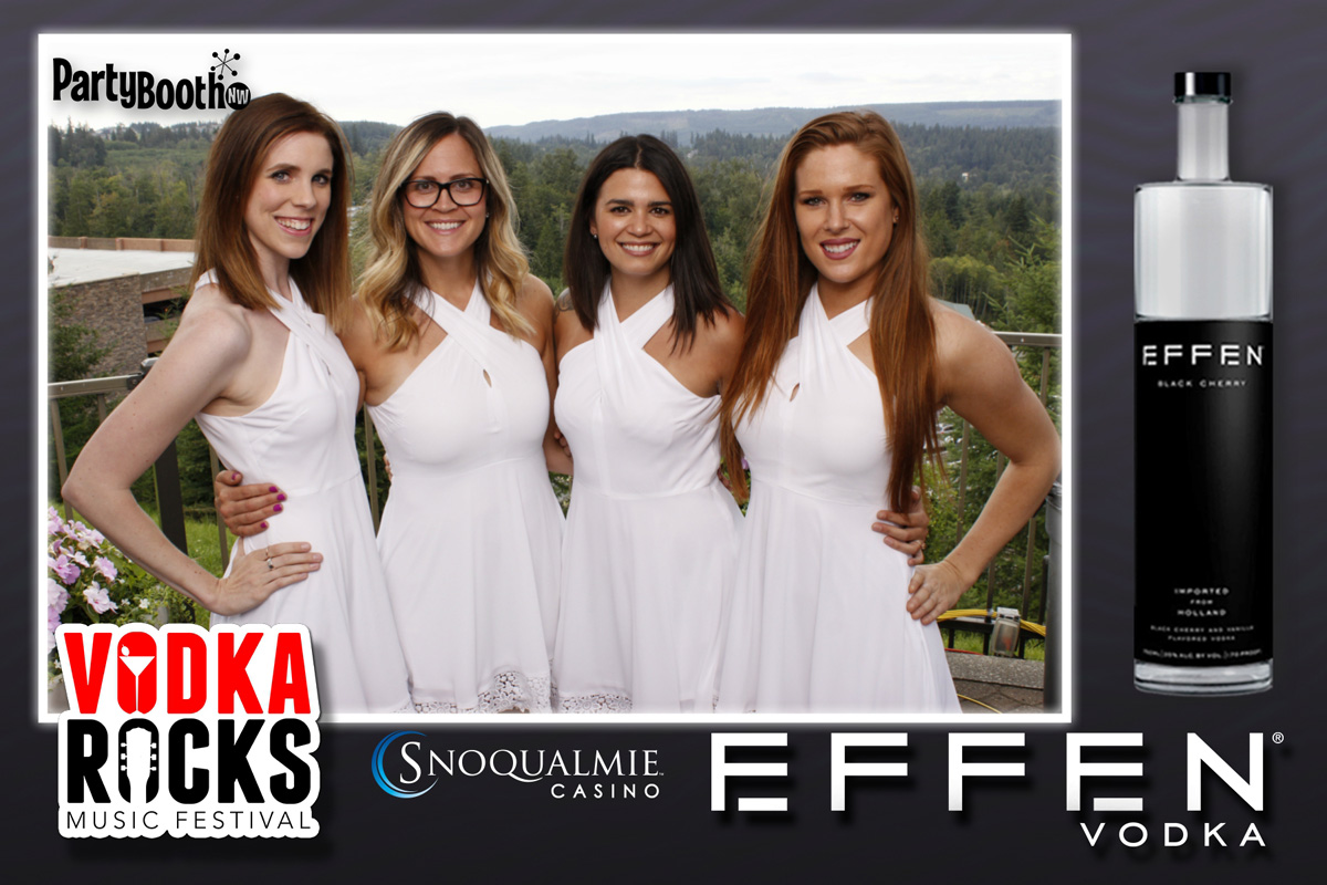 Get ready to rock out! The Ultimate Outdoor Summer Music Festival is back feat. Soul Asylum & The Fixx along with 10 craft distillers for one epic day of fun! Vodka Rocks with Effen Vodka. Seattle Photo Booth © 2016 Ari Shapiro - PartyBoothNW.com