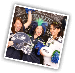 Fun Photo Booth for Seattle, Portland and the Whole Northwest - PartyBoothNW